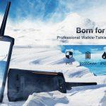 DOOGEE S80 発表、トランシーバー機能や10800mAhバッテリー搭載のタフネススマートフォン