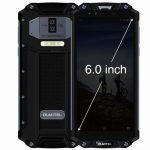 OUKITEL WP2 発表、10000mAhバッテリー搭載の防水防塵6インチスマートフォン