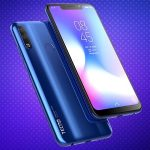 TECNO Camon iClick2 発表、ノッチ付6.3インチ・MediaTek Helio P22のスマートフォン