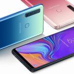 Samsung Galaxy A9s 中国で発表、リアに4つのカメラを搭載したスマートフォン