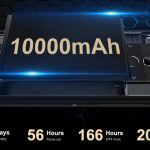 10000mAhバッテリー搭載の「OUKITEL K7 Power」発売