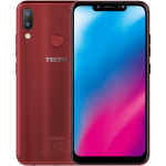 TECNO Camon 11 発表、デュアルカメラ・6.2インチ(notch)ディスプレイのスマートフォン