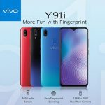 vivo Y91i 発表、6.22型(ノッチ付き)ディスプレイのエントリースマートフォン