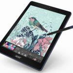日本エイサー Chromebook Tab 10 発表、スタイラスペン付属の9.7インチタブレット