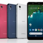 SHARP製「Android One S5」発表、防水防塵対応の5.5型スマートフォン